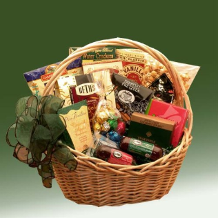 Put Some Spice in Your Life Salsa Gift Basket