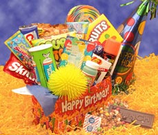 Deluxe Happy Birthday Care Package