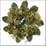 18 Inch Artichoke Wreath - Free Shipping
