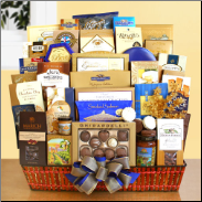 First Impressions Gift Basket
