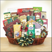 Magnificent Gourmet Gift Basket