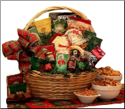Celebrate the Holidays Gift Basket | Small