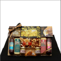 Savory Meat and Cheese Gift Board