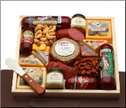Ultimate Meat and Cheese Gift Tray