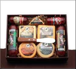 Just Meat and Cheese Gift Box