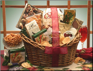 Gourmet Snacking Gift Basket