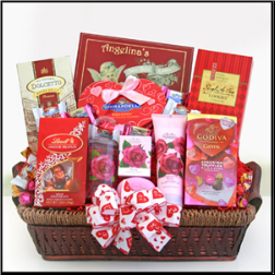 Be Mine Spa Basket