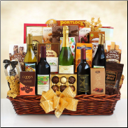 The Wine Spectacular Gift Basket