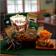 Grand Gourmet Snack Gift Basket