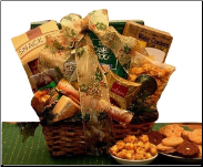 Home in Our Hearts Holiday Gift Basket