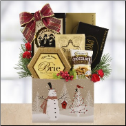 Simply Classy Holiday Gift Basket