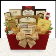 Glorious Gourmet Gift Basket