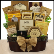 Sophisticated Tastes Gift Basket