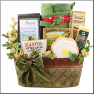 Italian Pizza Dinner Gift Basket