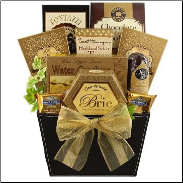 Corporate Gourmet Gift Basket