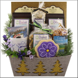 Outdoor Lovers Dinner Gift Basket