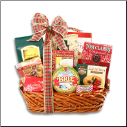 Our Happy Holiday Snacking Gift Tray