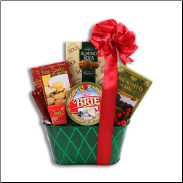 Wishing You a Very Happy Holiday Gift Basket