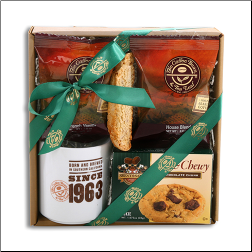 Holiday Coffee Sampler Gift Box