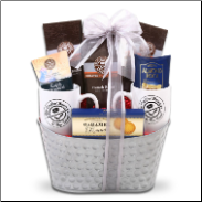 Signature Holiday Coffee and Tea Gift Basket