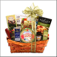 Gluten Free for You Holiday Gift Basket