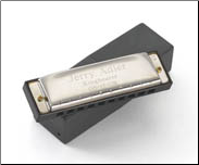 Stainless Steel Harmonica