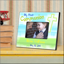 Personalized First Communion - Bright Blessings