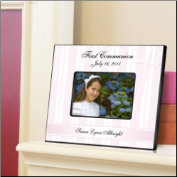 Personalized First Communion - God Bless the Children