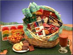 Kosher Snacks Gift Basket