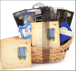 Comfort and Hope Gift Basket
