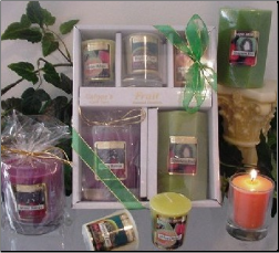 Fruit Scented Gift Set